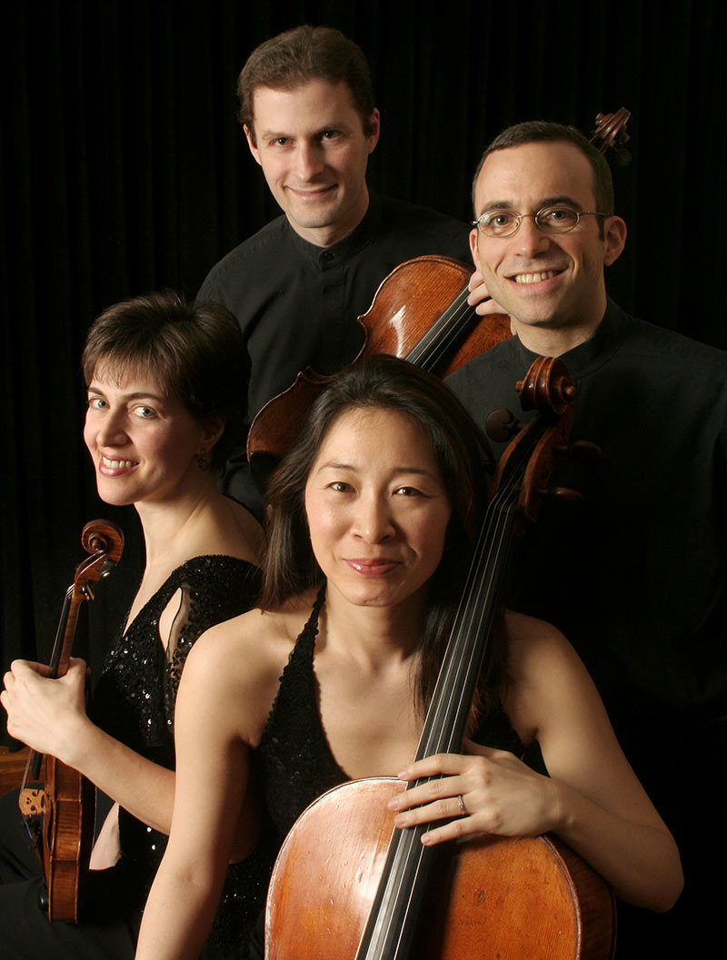Daedalus Quartet and Thomas Sauer