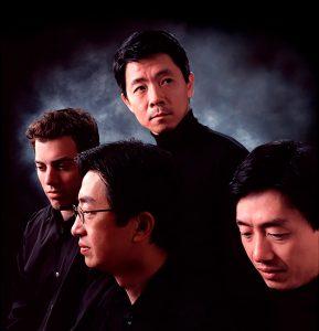 Shanghai Quartet, Taos School of Music Faculty