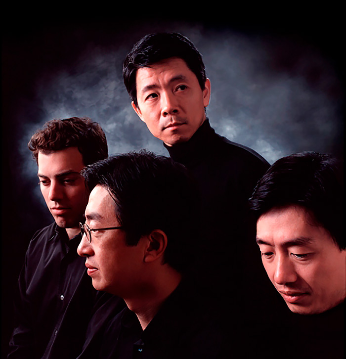 Seminar with the Shanghai Quartet