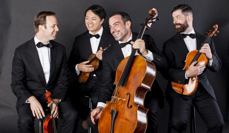 Seminar with the Miro Quartet