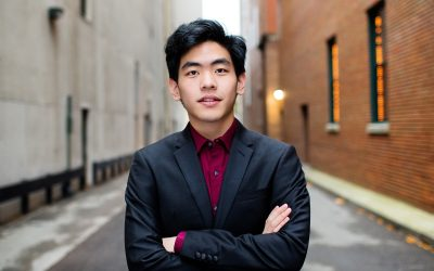 Daniel Hsu, Taos School of Music 2017 Young Artist, Wins Van Cliburn Bronze