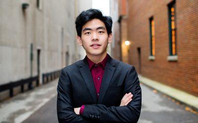 Daniel Hsu, Taos School of Music 2017 Young Master, Wins Van Cliburn Bronze