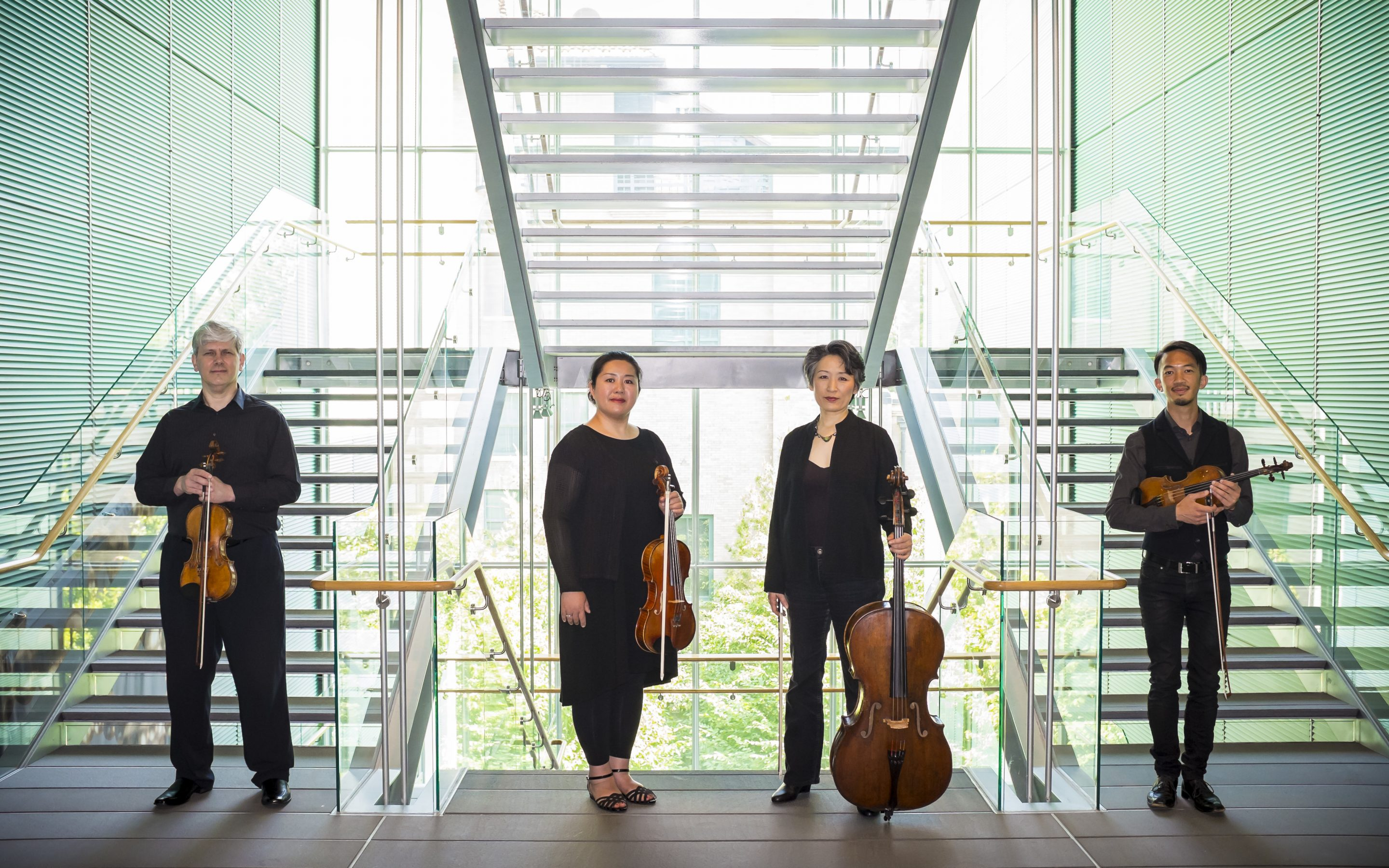 Borromeo String Quartet & SEASON TICKETS for all 5 concerts