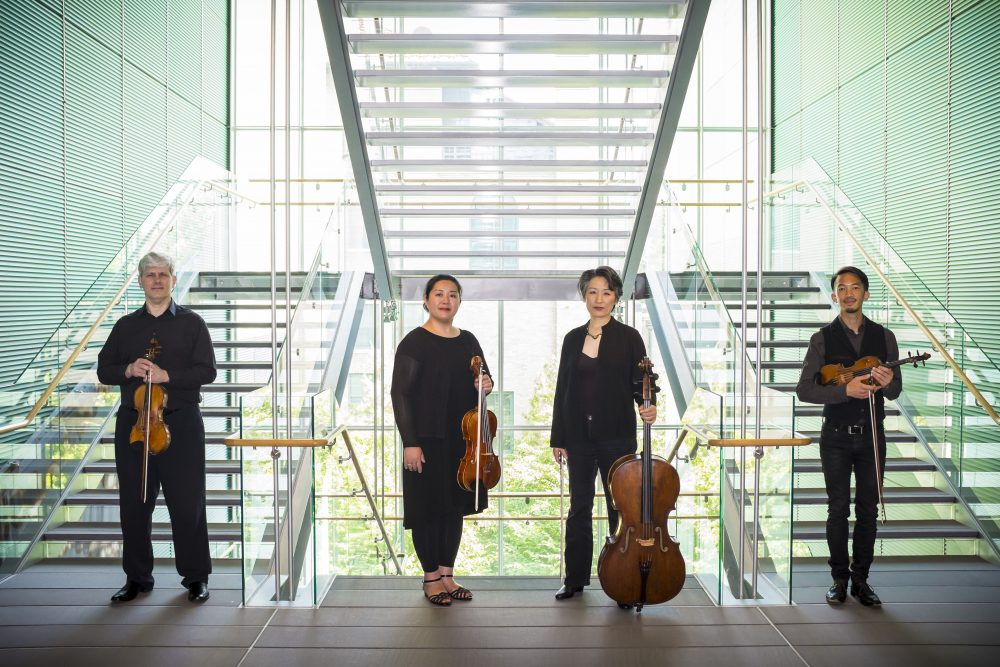 Borromeo String Quartet & SEASON TICKETS for all 5 concerts | Taos