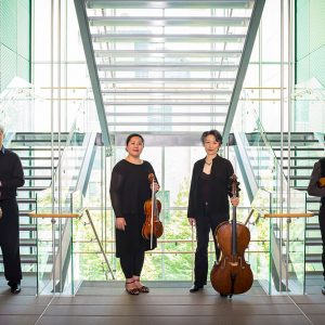 Boromeo String Quartet teaches chamber music at Taos School of Music