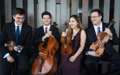 Balourdet Quartet: International Competition Award Winners